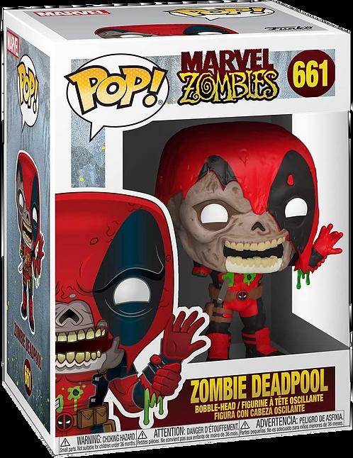 Funko POP! Marvel Zombies - Deadpool