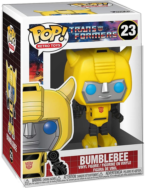 Funko POP! Transformers - Bumblebee