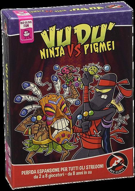 Vudù: ESP Ninja vs Pigmei