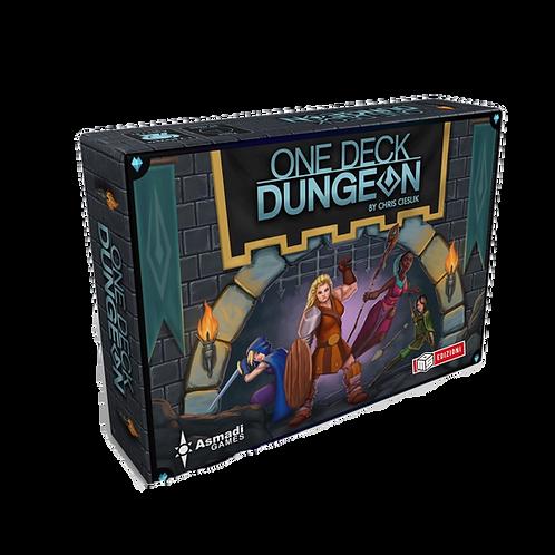 One Deck Dungeon - ITA