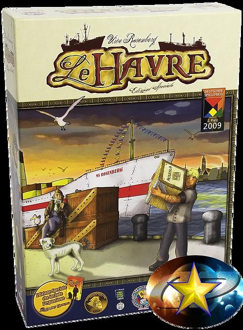 Le HAVRE contiene ESP LE GRAND HAMEAU