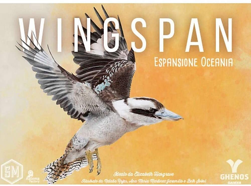 Wingspan Oceania - Espansione
