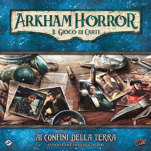 Arkham Horror - LCG: Ai Confini della Terra - Investigatori