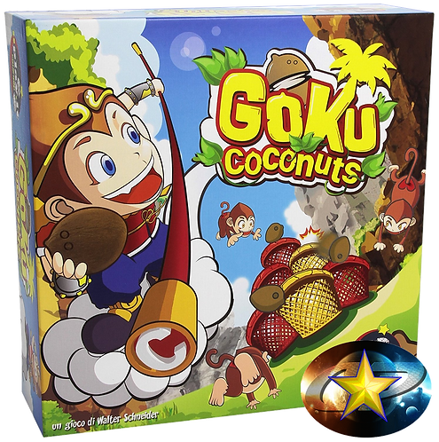 Goku Coconuts
