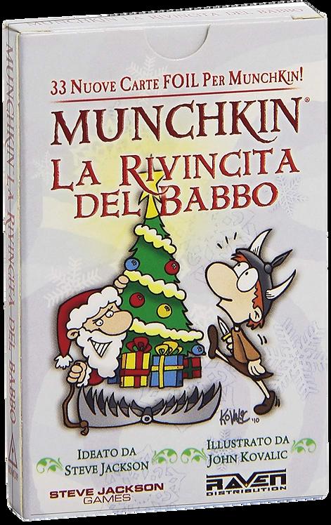 MUNCHKIN : Esp La RIVINCITA DI BABBO