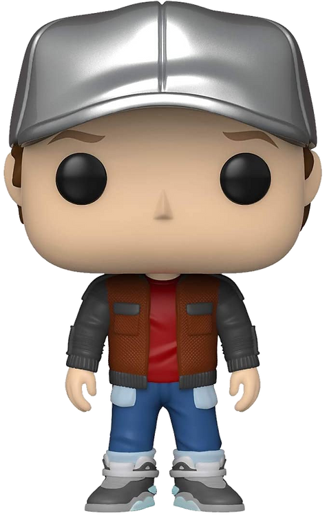 BACK TO THE FUTURE - MARTY FUTURE OUTFIT962