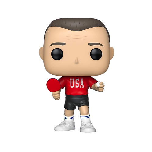 FUNKO Pop! Movies: Forrest Gump - Forrest Ping Pong Outfit