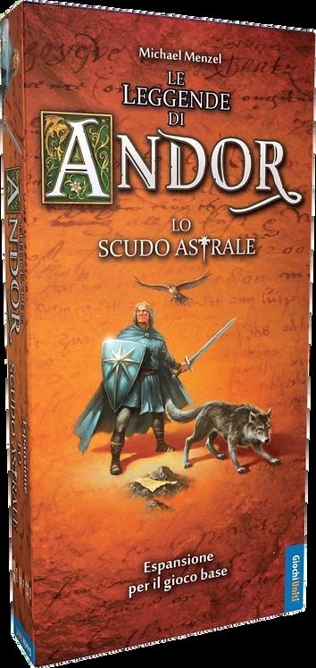 Le Leggende di ANDOR esp. Lo scudo Astrale