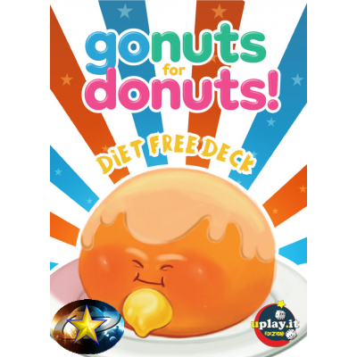 Go Nuts for Donuts: Diet Deck