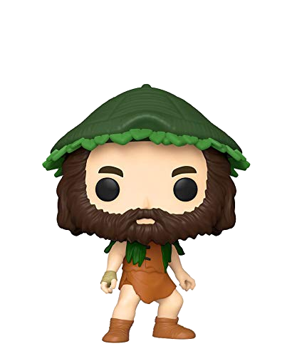FUNKO POP! MOVIES: JUMANJI ALAN PARRISH