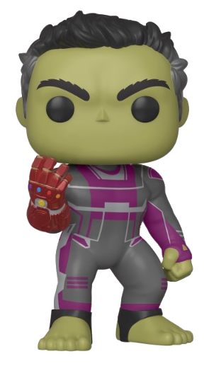 Pop! Marvel: Avengers Endgame - 6 inch Oversized Hulk