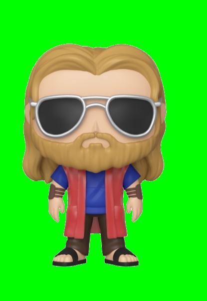 Pop! Marvel: Avengers Endgame - Casual Thor
