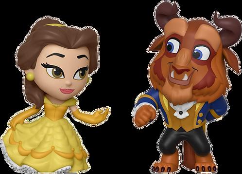 Funko POP! Mystery Mini: 2PK - Beast & Belle