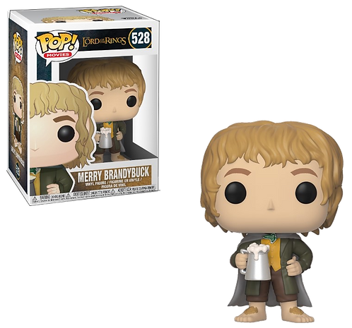 Funko Pop! Movie: Lord of the Rings 528 - Merry Brandybuck