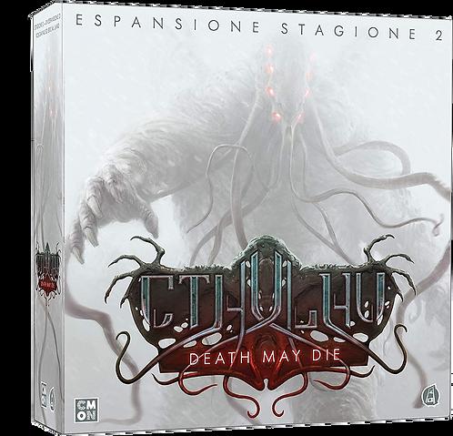Cthulhu - Death May Die: Stagione 2