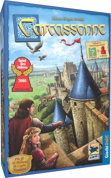 Carcassonne - New Edition - IT