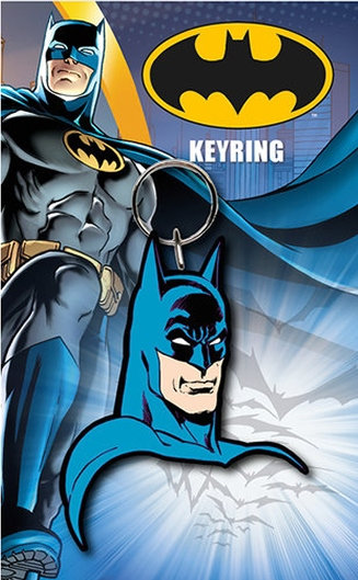 BATMAN FACE KEY HOLDER