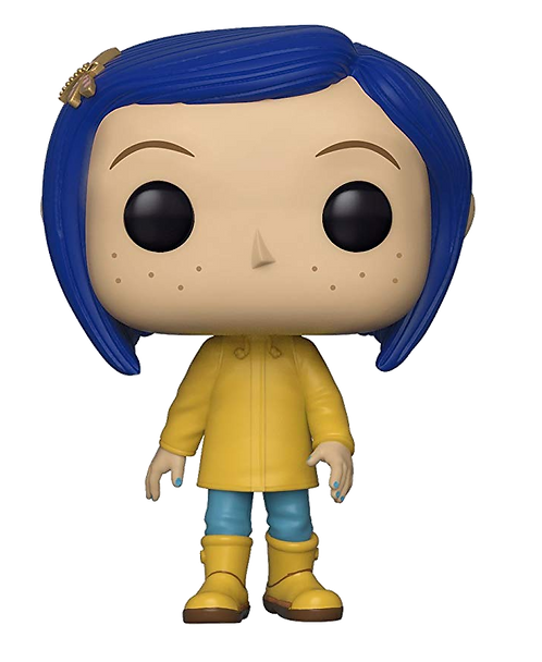 POP! MOVIES: CORALINE CORALINE IN RAINCOAT #423