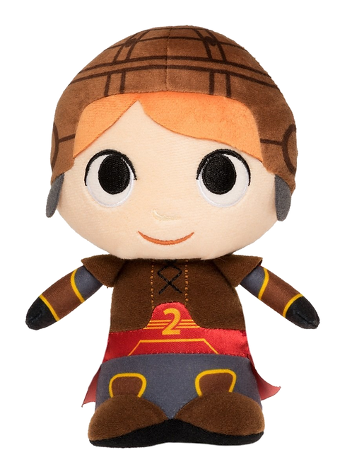 Funko Harry Potter Super Cute Plushies: Quidditch Ron Weasley