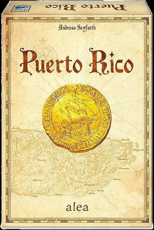 PUERTO RICO Nuova Edizione