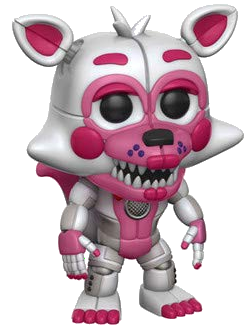 Funko POP! Five Nights At Freddy's Nightmare: Sister Location - Funtime Foxy