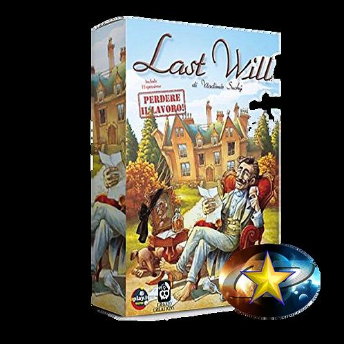Last Will - Include l'espansione Perdere il Lavoro!