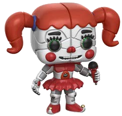 Funko POP! Five Nights At Freddy's Nightmare: Sister Location - Baby