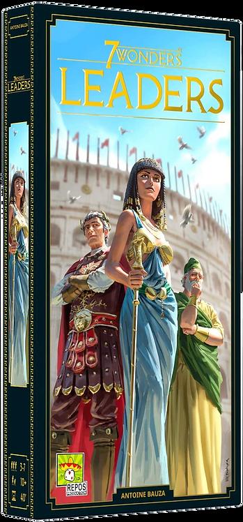 7 Wonders - Seconda Edizione: Leaders