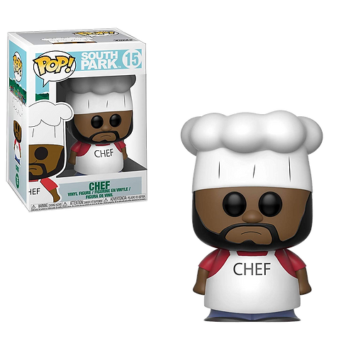 Funko POP! South Park: 15 Chef