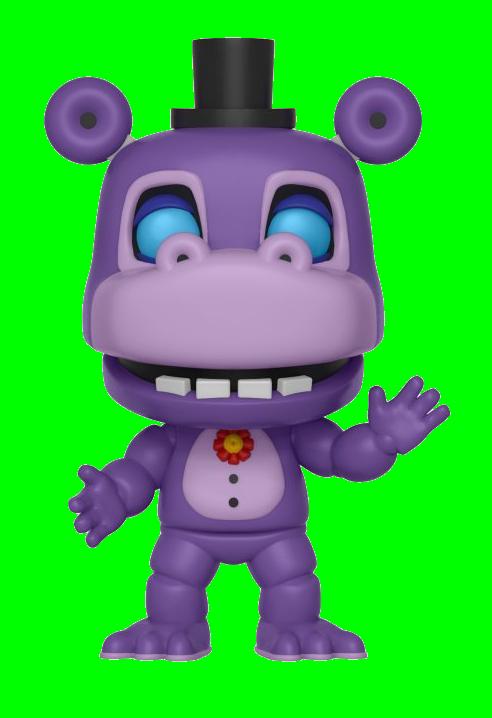 Funko POP! FNAF 6 Pizza Sim - Mr. Hippo