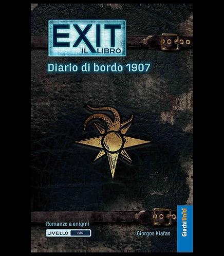 Exit Il Libro: Diario di Bordo 1907
