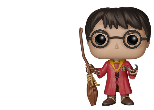 Funko POP! Movies Harry Potter 08 - Harry Potter in Quidditch Outfit