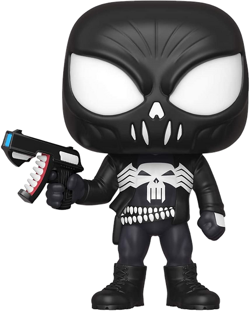 POP! MARVEL: MARVEL VENOM S3 PUNISHER