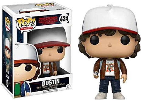 Funko POP! Television Stranger Things 424 - Dustin Alternative Outfit