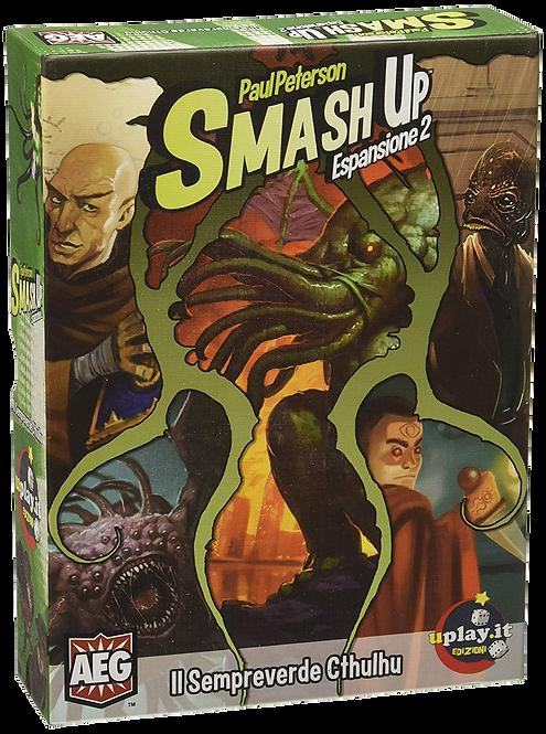 Smash Up: ESP Il Sempreverde Cthulhu