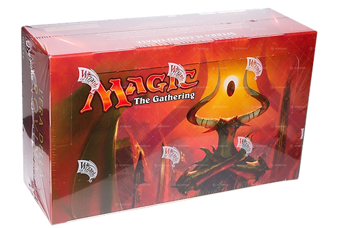 MTG - ERA DELLA ROVINA Booster Pack box 36 ITA