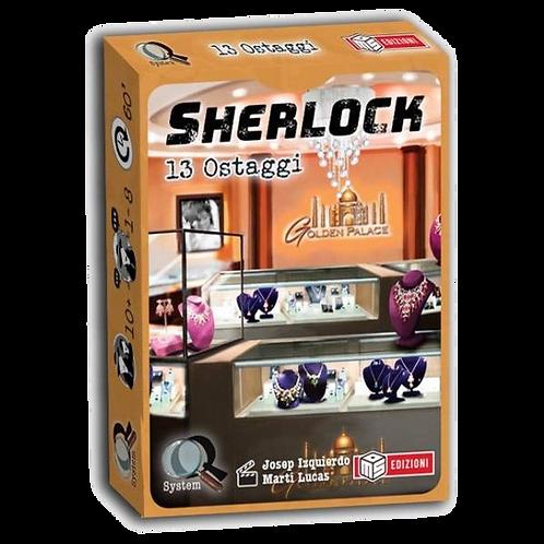 Sherlock - Serie 2 - 13 Ostaggi