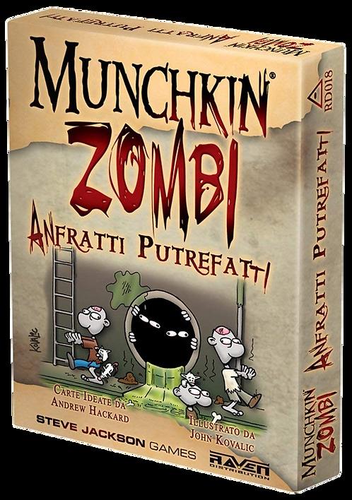 Munchkin Zombi - ESP Anfratti Putrefatti