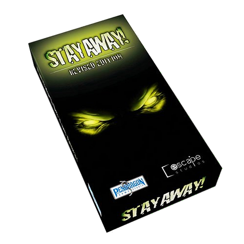 Stay Away! Reserved Edition