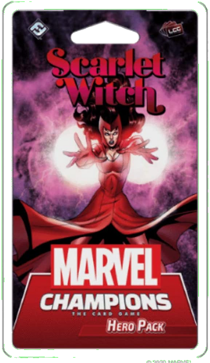 Marvel Champions - LCG: Scarlet Witch