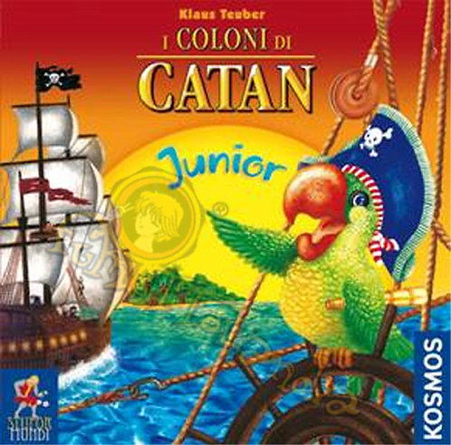 I COLONI DI CATAN JUNIOR - IT