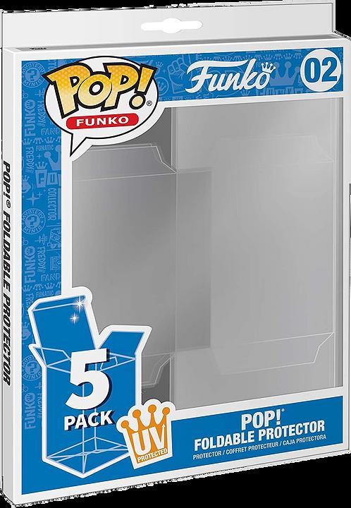 POP PROTECTOR - 5PK FOLDABLE POP PROTECTOR (UV)