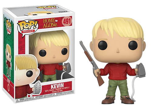 Funko Pop! Home Alone 491- Kevin