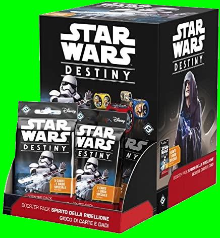 Box Star Wars Destiny : Spirito della ribellione