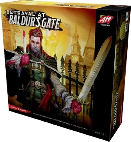 Betrayal at Baldur's Gate - EN