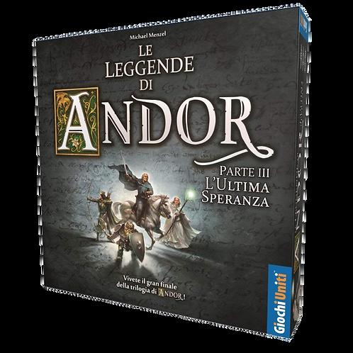 Le Leggende di Andor: Esp L'Ultima Speranza