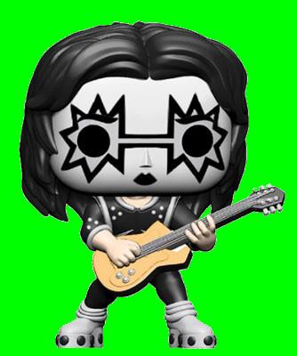 Pop! Rocks: KISS - Spaceman