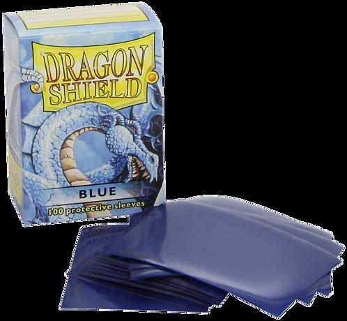 Dragon Shield Standard Sleeves - Blue (100 Sleeves)