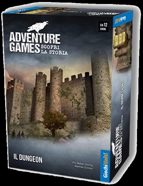 Adventure Game: Il Dungeon