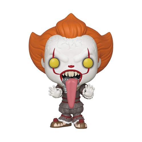 Pop! Movies: IT Chapter 2 - Pennywise with Dog Tongue